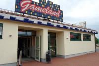 Gameland Lauenau - außen